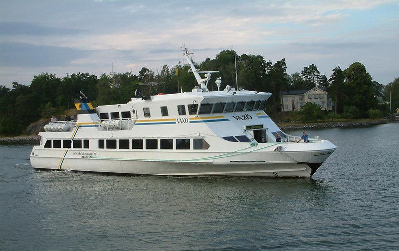 MV Vaxo, 29 07 2006