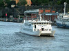 MV Vindhem, catamaran, leaving Gamla Stan, Stockholm, 27 07 2006