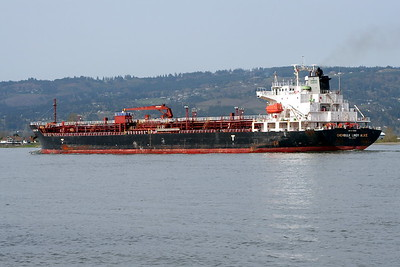 CHEMBULK LINDY ALICE - IMO 9374533 - Built 2008