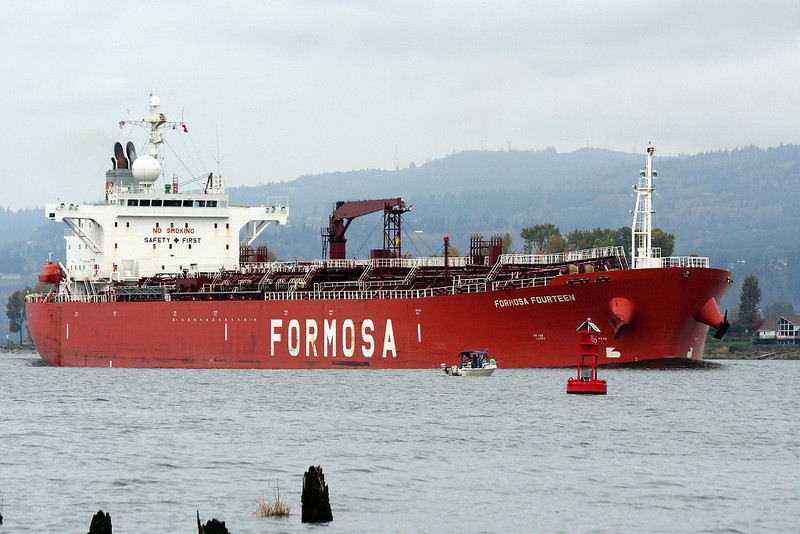 FORMOSA FOURTEEN (IMO number: 9272694) | Canon EF 70-300mm f/4-5.6 IS USM