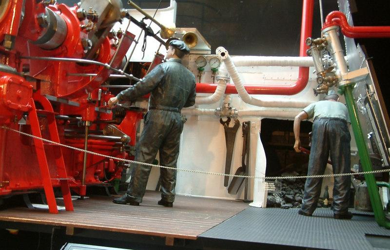 Engine control platform / stokehold