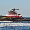 Vicki M. McAllister<br /> 2001 Eastern Shipbuilding<br /> Hull Number: 787 <br /> IMO 9257826 <br /> UCSG No. 1112731  <br /> <br /> 10/16/14 Port Everglades