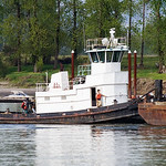 Ison Transportation Tug JOHN ACKERMAN :
