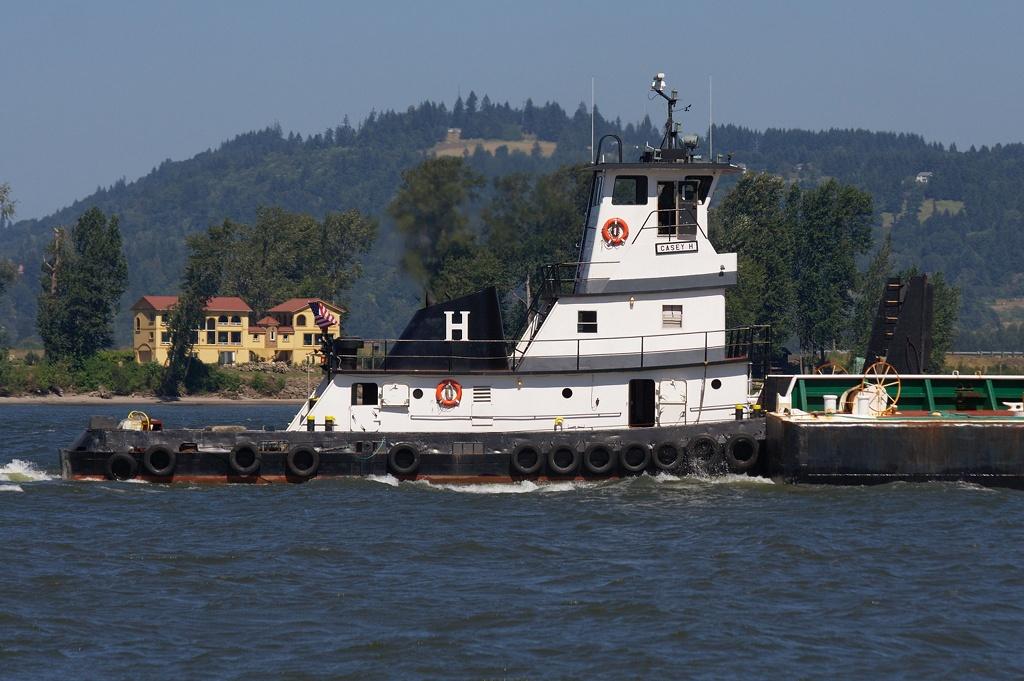 CASEY H (8872289)  Columbia River, Columbia City, Oregon