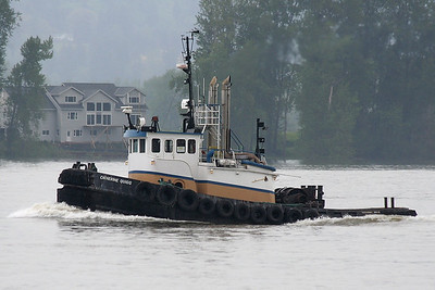 Tugs, Tow Boats and Tows
