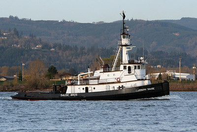 JOSEPH SAUSE (7402726)  Columbia River, Columbia City, Oregon