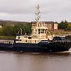 Svitzer Milford<br /> 1st October 2012<br /> River Clyde