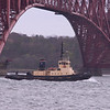 Oxcar<br /> Tug<br /> 2nd May 2013<br /> River Forth
