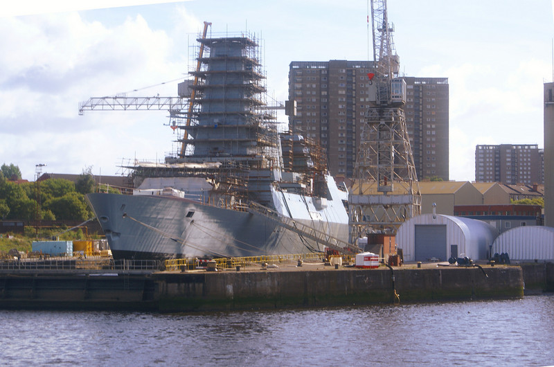 Dauntless, July 2007