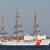 CGC Eagle WIX 327<br /> Homeport: New London, CT<br /> <br /> Photo 1-18-2014, Baltimore, MD