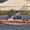 CG29107<br /> 29ft RB-S II Metal Shark Aluminum Boat<br /> <br /> 4/24/15 Hains Pt