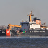 CGC Elm WLB204<br /> 225' Seagoing Buoy Tender<br /> Homeport: Atlantic Beach, NC<br /> <br /> Photo 1-30-2014, Baltimore, MD