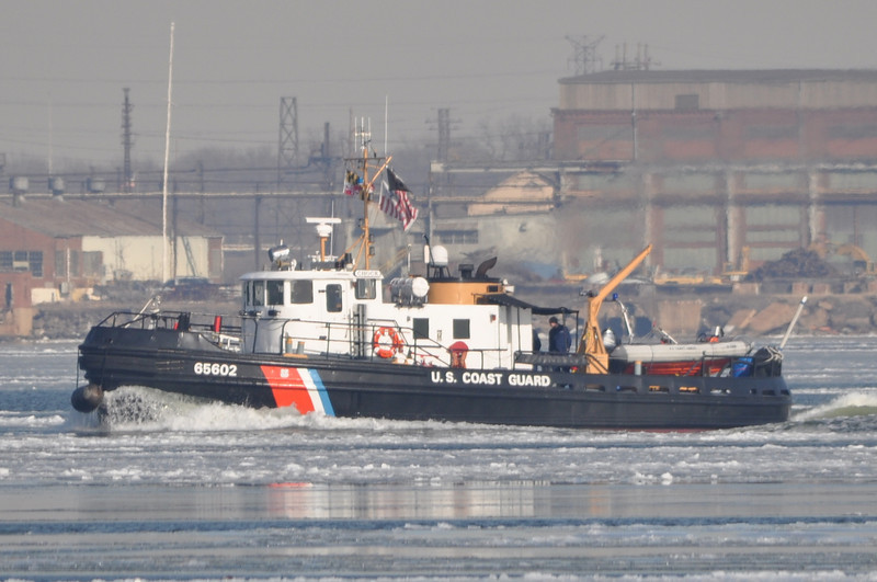 CGC Chock WYTL65602<br /> 65'<br /> Homeport: Baltimore, MD<br /> <br /> Photo 1-31-2014, Baltimore, MD