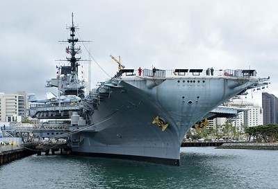 USA: California - USS Midway and San Diego Maritime Museum, 2019