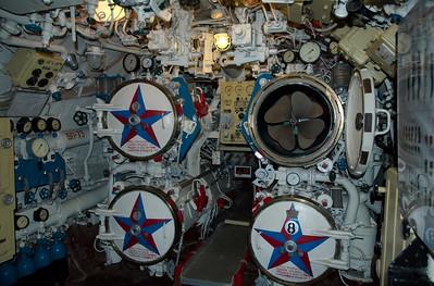 USA: California - Soviet Foxtrot class submarine B-427, Long Beach, 2006