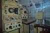 Sonar room, Soviet Foxtrot class submarine B-427 'Scorpion', Long Beach, California, 2 October 2006