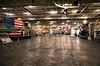 USS Hornet (CV-12), Alameda, California, 9 May 2019 3.  Hangar deck.