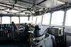 Bridge, USS Hornet (CV-12), Alameda, California, 7 May 2013.