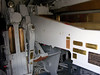 USS Cassin Young (DD-793), Boston, Mass, 6 October 2005 10.  Inside a 5inch gun turret.