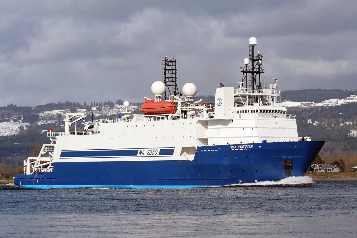 *SEA VENTURE  -  IMO n°  9347413 - Built 2005