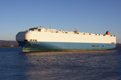 FREEDOM ACE (9293662) Built 2005 Flag Panama
