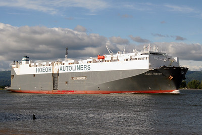 HOEGH INCHON IMO 9088249 Built 1997