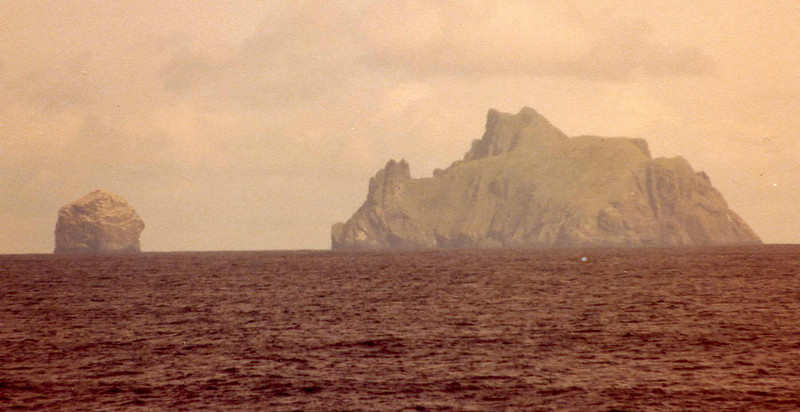 Stac Lee and Boreray