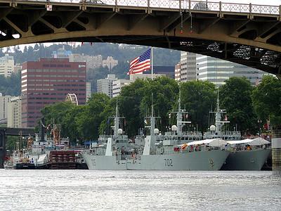 2005 Rose Festival Fleet