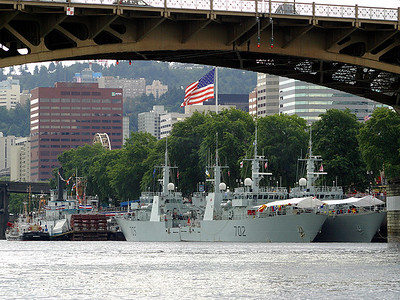 Canadian Naval Ships