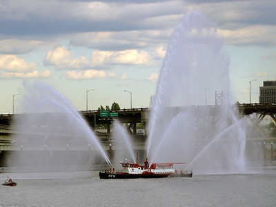 PFB Fire Boat