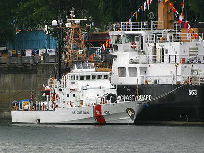 USCGC Cuttyhunk Island WPB-1322