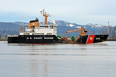 USCGC FIR (WLB-213) - Buoy Tender