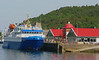 MV Quest at Oban North Pier
