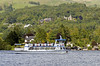 Miss Lakeland II, between Waterhead and Bowness, Lake Windermere, Sat 23 July 2011.