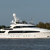 M/Y Usher<br /> 2007 154' Delta Marine Custom<br /> IMO:<br /> <br /> 9/19/18 Washington Channel