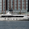 M/Y Tremenda<br /> 2016 125ft Admiral<br /> <br /> 8/26/18 Washington Channel
