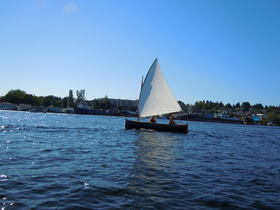 Sailboat Afternoon