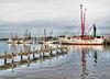 Swansboro Shrimp Boats. 2013