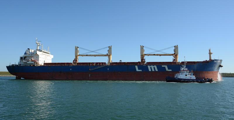 Date:  5/5/16<br /> Location:  Port Canaveral, FL<br /> MV LMZ Titan