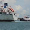 Date: 8/6/12<br /> Location: Port Canaveral, FL<br /> MV Sierra Loba