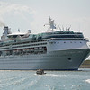 Date: 5/24/13<br /> Location: Port Canaveral, FL<br /> MS Enchantment of the Seas
