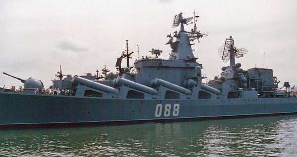 088 Marshal Ustinov