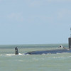 Date: 11/2/11 - Location: Port Canaveral, FL<br /> Class:  Virginia class fast attack submarine<br /> Name:<br /> Hull number: