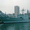 Date: unknown<br /> Location: Baltimore, MD<br /> USS Spartanburg County, LST-1192