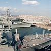 Date: unknown - Location: Norfolk, VA<br /> Class:  Arleigh Burke class destroyer<br /> Name:  Arleigh Burke<br /> Hull Number:  DDG-51