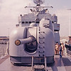 """Date: unknown - Location: Mobile, AL<br /> Class:  Knox class frigate<br /> Name:  Moinester<br /> Hull Number:  FF-1097<br /> Misc:  Mk42 5""""gun"""