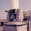 Date: unknown - Location: Mobile, AL<br /> Class:  Knox class frigate<br /> Name:  Moinester<br /> Hull Number:  FF-1097<br /> Misc:  20mm Phalanx CIWS