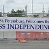 Date: 9/4/11 - Location: St Petersburg, FL<br /> Class:  Independence class littoral combat ship<br /> Name:  Independence<br /> Hull Number:  LCS-2