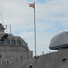 Date: 9/4/11 - Location: St Petersburg, FL<br /> Class:  Independence class littoral combat ship<br /> Name:  Independence<br /> Hull Number:  LCS-2<br /> Misc:  BAE Systems Mk 110 57 mm gun