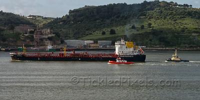 Oil Tanker 'Aurora'
